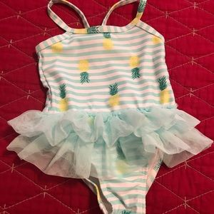 Other - Pineapple swimsuit